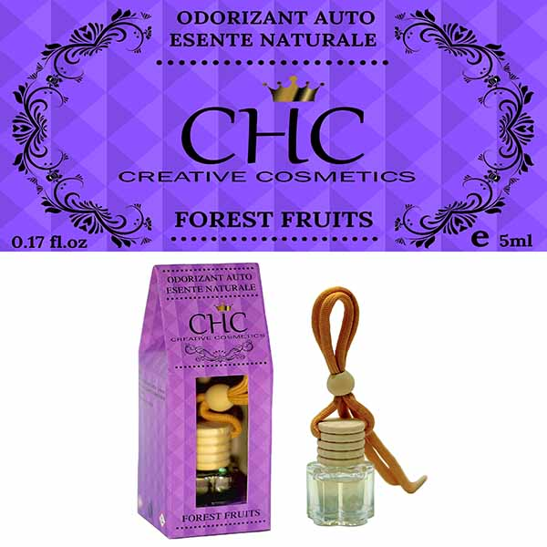 Forest Fruit car freshener, 5 ml