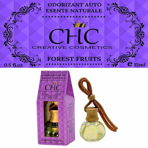 Forest Fruit car freshener, 15 ml