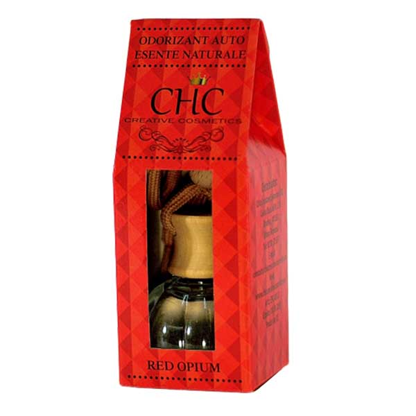 Red Opium car freshener, 15 ml