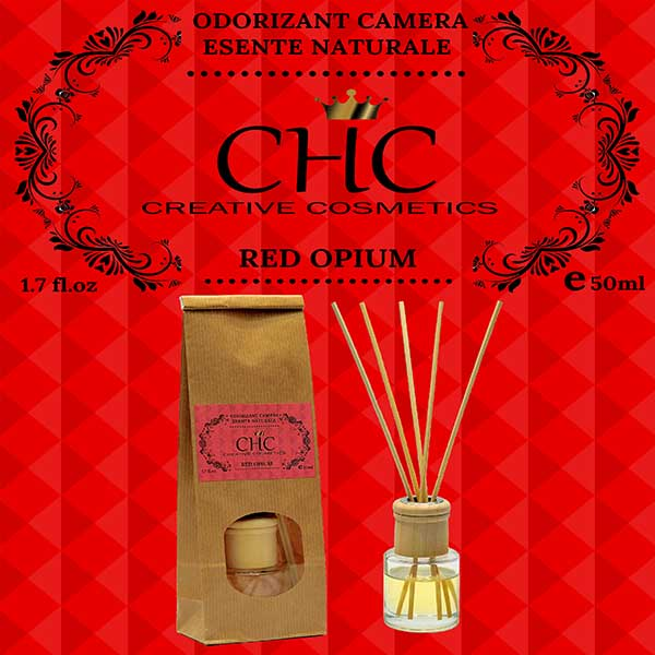 Red Opium room freshener, 50 ml