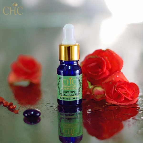Eucalyptus Globulus Essential Oil, 10 ml