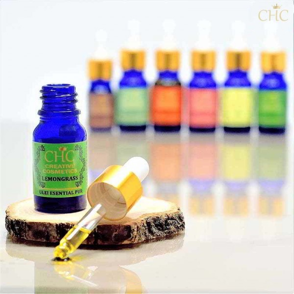 Lemongrass Essential Oil, 10 m